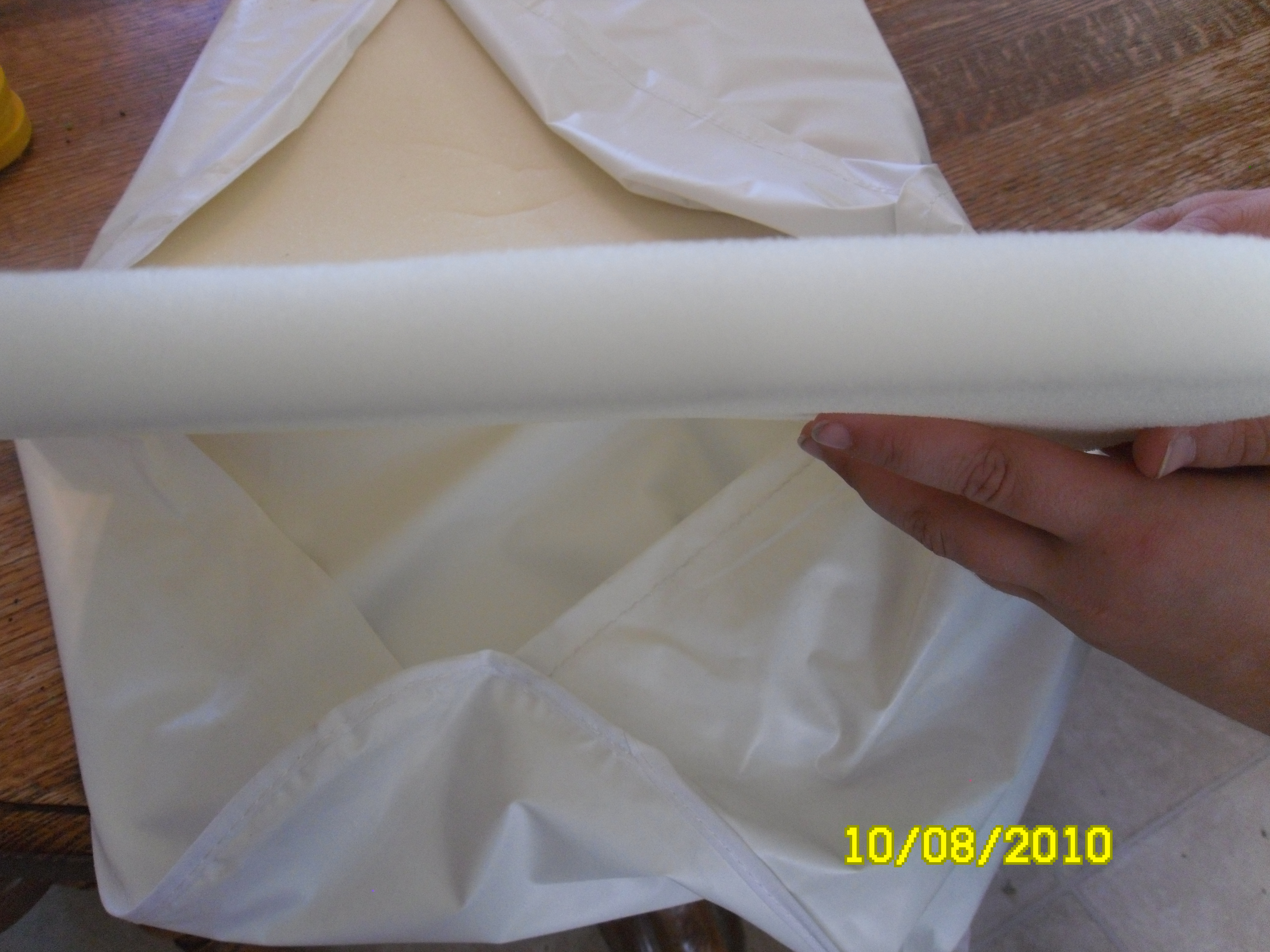 Diy Baby Bassinet Sheet And Mattress Makeover Emerson Family