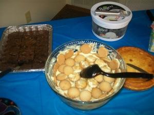 Dessert Table Part 2
